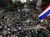 Angry farmers call off protest at Bangkok airport