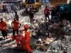 Indonesia earthquake: Rescuers search for survivors