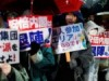 Most Japanese think PM Abe bears responsibility for scandalpolls
