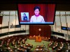 HK will 'fearlessly take action' against independence talk