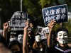 Mainland Chinese student jailed in HK protests