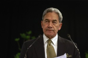 New Zealand Foreign Affairs Minister Winston Peters. (REUTERS)